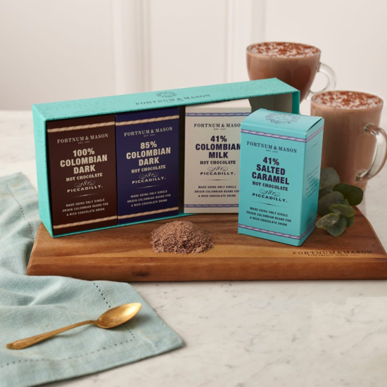 Ultimate Hot Chocolate Gift Pack, 400g
