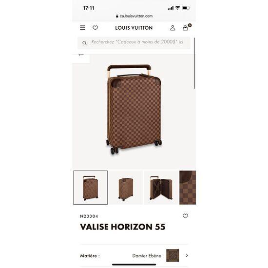 Suitcase Horizon 55