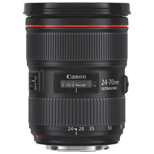Canon EF 24-70mm II USM Lens
