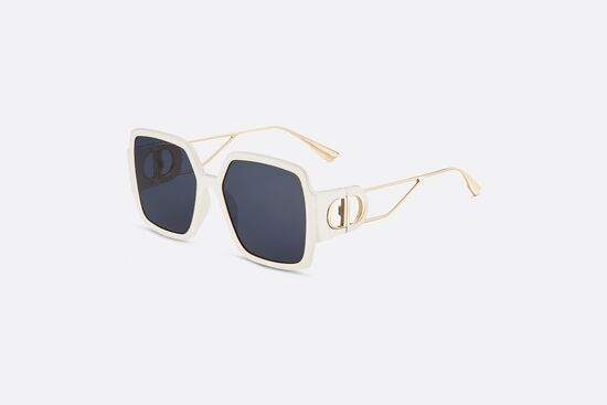 DIOR 30Montaigne2 Ivory Square Sunglasses - products | DIOR