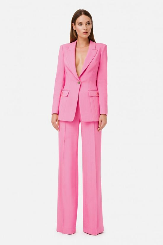 Female suit outfit