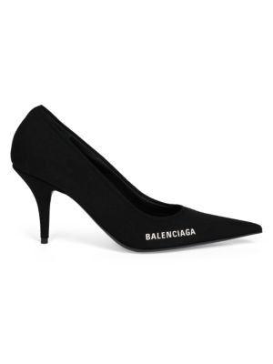 Balenciaga - Knife Knit Pumps