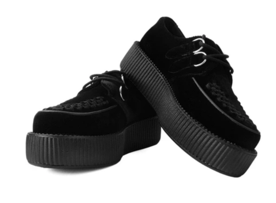 Black Velvet Viva Mondo Creeper                                                                                                       $89.95