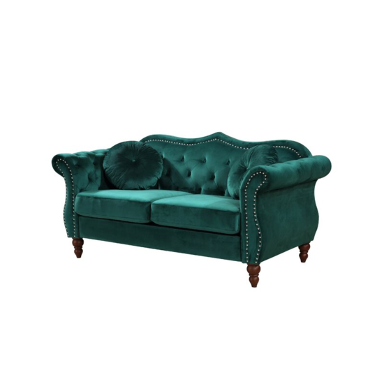 Telles Chesterfield Loveseat