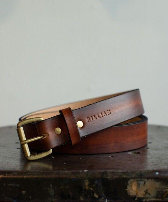 Woodgrain Belt