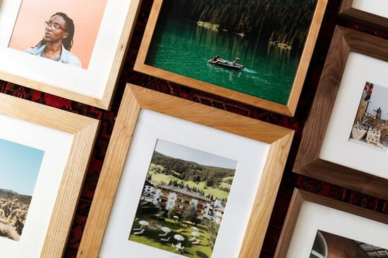 Custom Framed Photos & Art | Framebridge