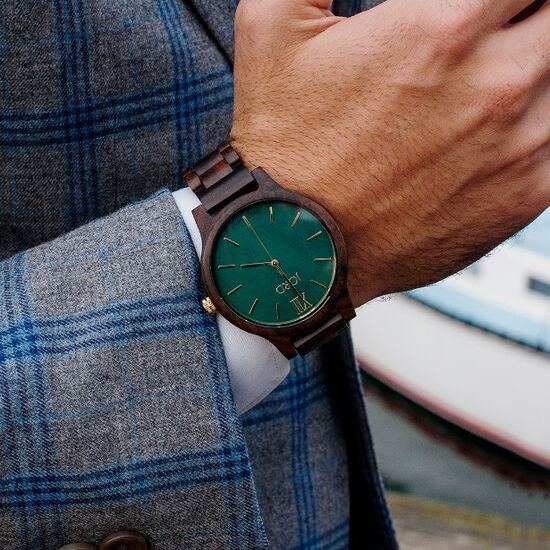 Personalized Wood Watch | JORD