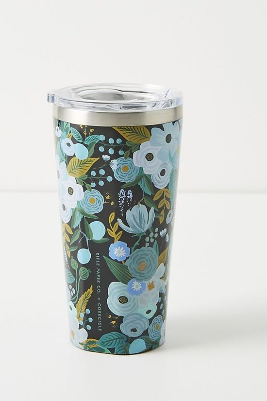 Rifle Paper Co. x Corkcicle Garden Party Tumbler