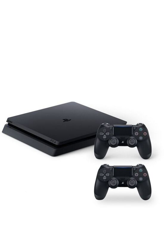 PlayStation 4 Slim 1TB Console + Controller Bundle