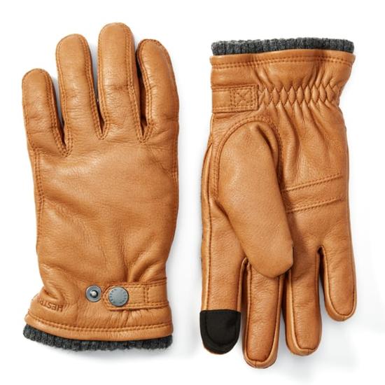 Utsjö - Elk/Fleece Gloves