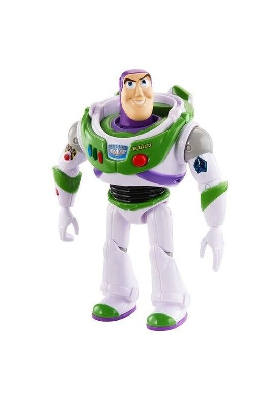 "Mattel | Disney Toy Story 4 7"" Talking Buzz"