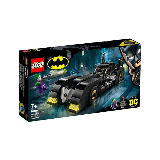 LEGO Super Heroes DC Comics Batman Batmobile: Pursuit of The Joker 76119