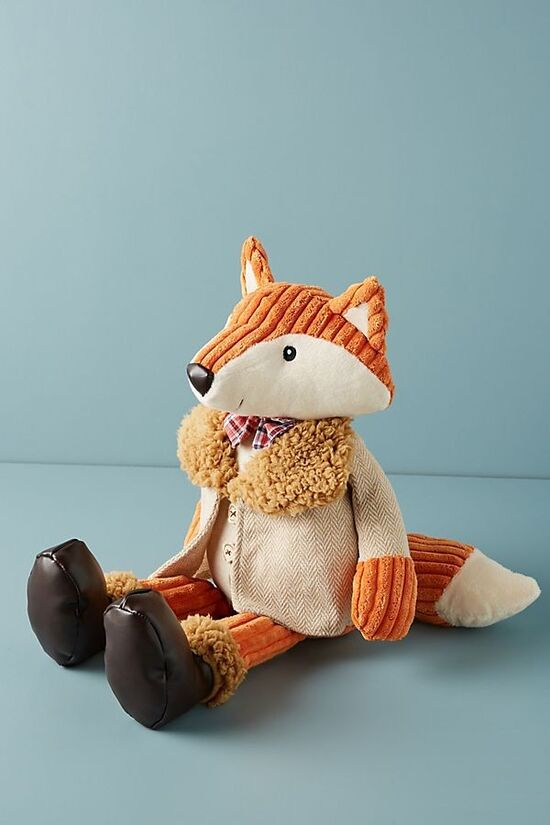Fabrizio The Fox Stuffed Animal
