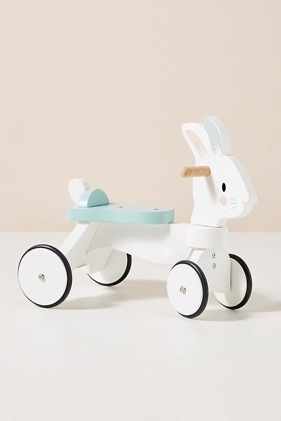 Running Rabbit Ride-On Toy