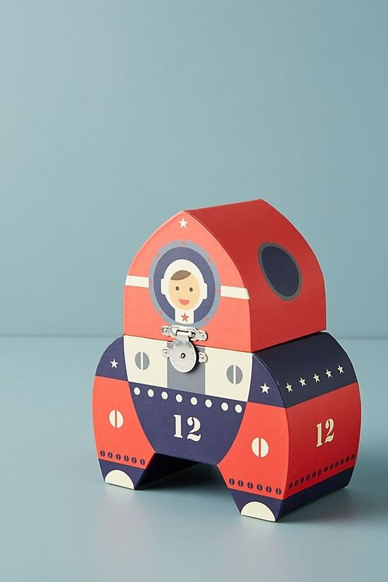 Rocket Music Box