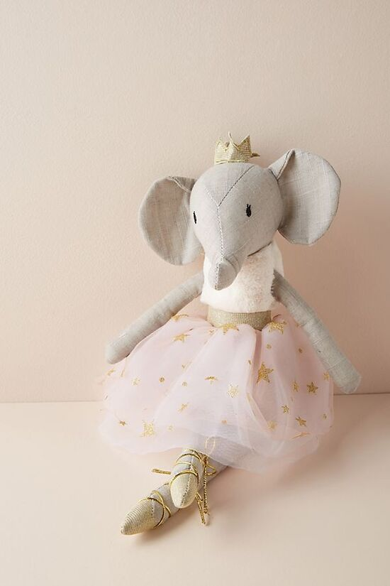 Eloise the Elephant Stuffed Animal