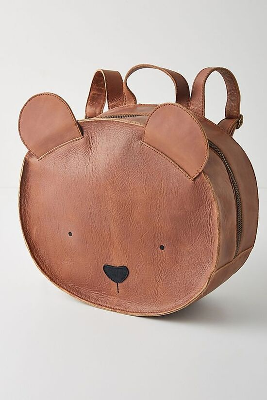 Donsje Umi Bear Backpack