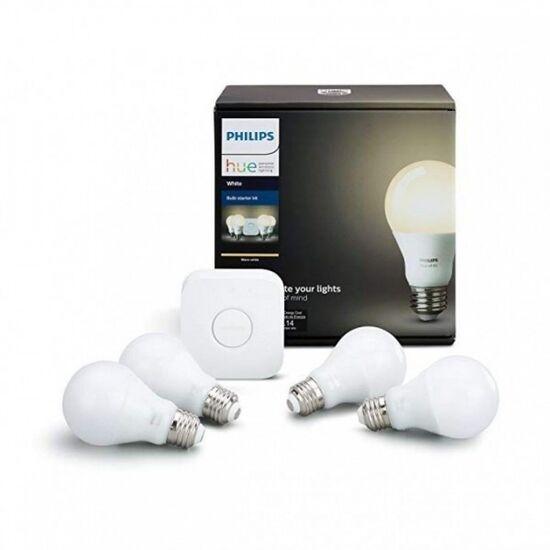 Philips Hue Smart Bulb Starter Kit