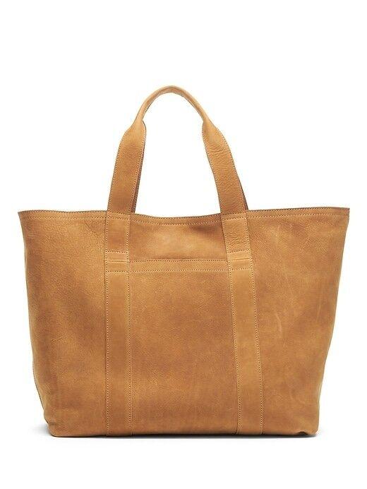 Suede Large Tote Bag