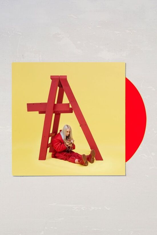 Billie Eilish - dont smile at me LP