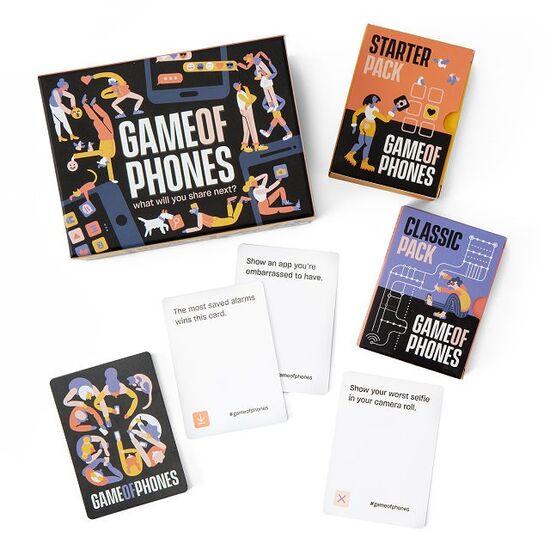 Game of Phones | Smartphone Scavenger Hunt