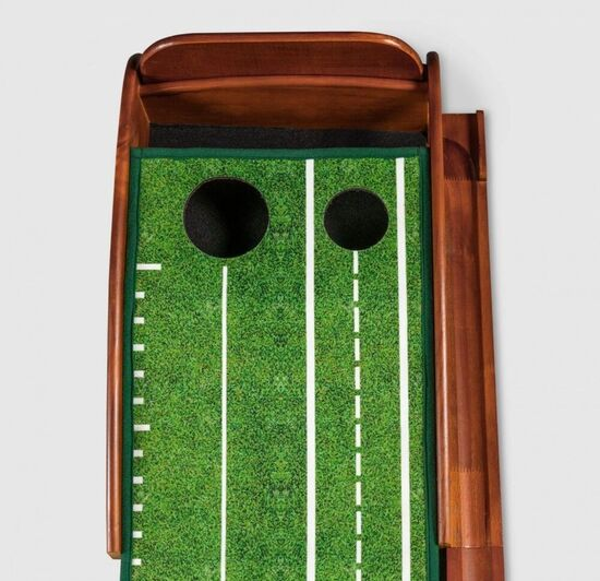 The Perfect Practice Putting Mat