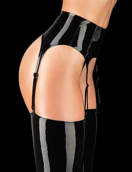 Latex Suspender