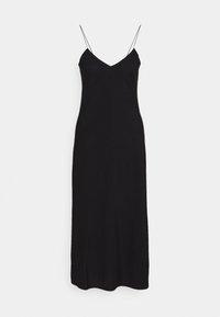 DESIGNERS REMIX VALERIE SLIP - Cocktailklänning - black/svart - Zalando.se