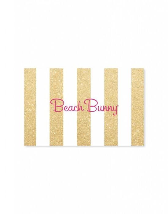 Beach Bunny E-Gift Card - Gold