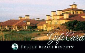 The Pebble Beach Gift Card - The Inn at Spanish Bay