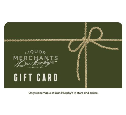 Dan Murphy's Gift Card