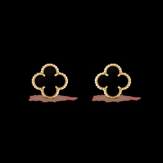 Vintage Alhambra earrings - VCARA44200 - Van Cleef & Arpels