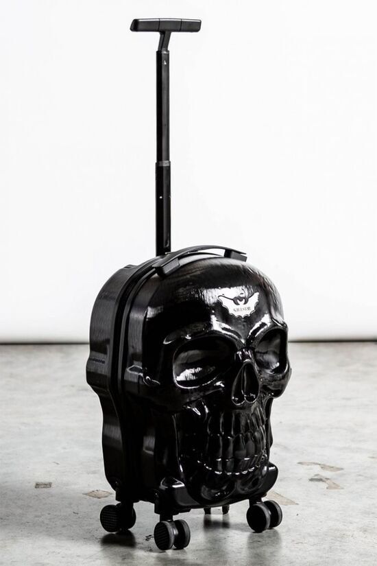 Tomb Travel Suitcase